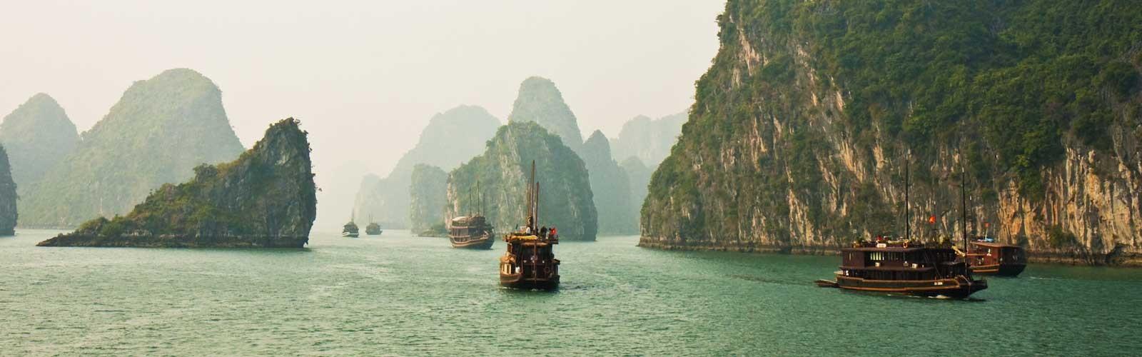 Viaje de incentivo a Vietnam